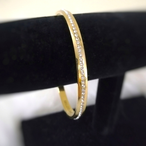 Kate Spade All That Glitters Gold Pave Bracelet